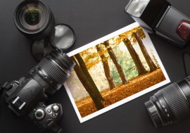 Digital Printing and Retouching